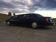 Missoula limo, Bozeman limo and Great Falls MT limo service