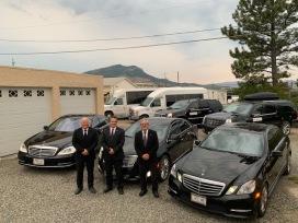 Helena Town Car Company (HTC) in Montana