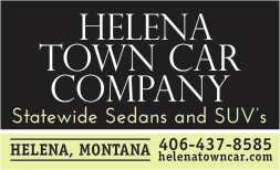 statewide sedan and SUV service in Montana